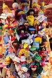 Marionnettes de doigt à Munich Images stock
