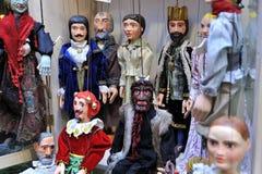 Marionnettes de marionnettes Images stock