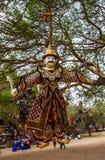 Marionnettes de Myanmar Photo libre de droits
