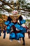 Marionnettes de Myanmar Photographie stock libre de droits