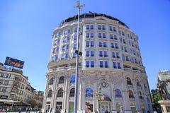 Mariot-Hotel, Skopje lizenzfreie stockbilder