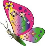 Mariposa. Foto de archivo libre de regalías