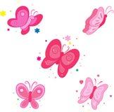 Mariposa. Imagen de archivo libre de regalías