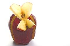 Mariposa Apple Imágenes de archivo libres de regalías