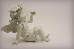 Mariposa de la explotación agrícola del ángel Imagen de archivo libre de regalías