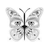 Mariposa de la fantasía Imagenes de archivo