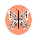 Mariposa de la fantasía Fotografía de archivo libre de regalías