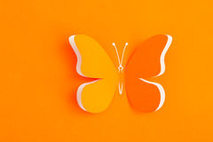 Mariposa decorativa Imagen de archivo