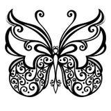 Mariposa del insecto Fotografía de archivo libre de regalías
