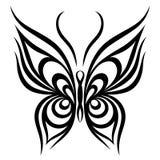 Mariposa del vector Foto de archivo