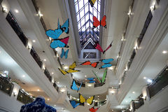 Mariposa falsa Imagen de archivo libre de regalías