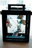 Mariposa formada del dinero real imagenes de archivo