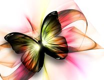Mariposa hermosa libre illustration