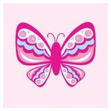 Mariposa linda Fotografía de archivo