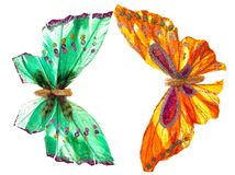 Mariposa paper Royalty Free Stock Photography