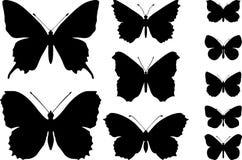Mariposas Fotografía de archivo