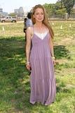 Marisa Coughlan Elizabeth Glaser royaltyfria foton