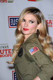 Marisa Miller. At VH1 Divas Salute The Troops, Marine Corps Air Station Miramar, San Diego, CA. 12-03-10 Stock Images