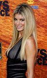 Marisa Miller. Attends the Spike TV 2nd Annual Guys Choice Awards held at the Sony Pictures Studios in Culver City, California, United States on May 30, 2008 Royalty Free Stock Photography