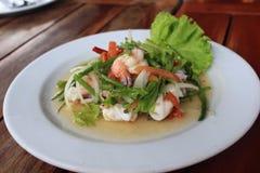 Marisco em Koh Samui Imagem de Stock Royalty Free