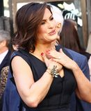 Mariska Hargitay Royalty Free Stock Images