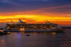 Marismas do porto Fotografia de Stock Royalty Free