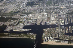 Marismas portuários, Florida imagens de stock