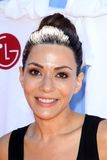 Marisol Nichols at LG's Day of Good Clean Fun, Asconia Mansion, Beverly Hills, CA 06-23-12. Marisol Nichols  at LG's Day of Good Clean Fun, Asconia Mansion Stock Image