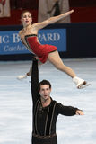 Marissa CASTELLI / Simon SHNAPIR (USA) Royalty Free Stock Image
