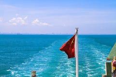 Maritieme het toezichtpatrouille van China het Overzees Zuid- van China Royalty-vrije Stock Foto