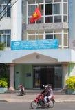 Maritim administration av Vungtau, Vietnam Royaltyfria Foton
