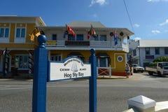Maritim arvslinga, Caymanöarna Royaltyfria Bilder