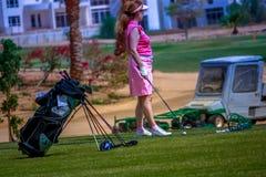Maritim Joli Ville高尔夫俱乐部 库存图片