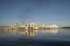 Maritima terminal Sierra Maestra La Habana Imágenes de archivo libres de regalías