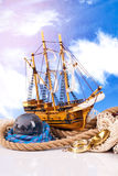 Maritime adventure Stock Photography