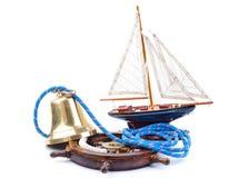 Maritime adventure Stock Images