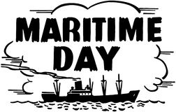Maritime Day Royalty Free Stock Photography