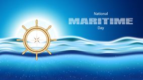 Maritime day royalty free stock photos