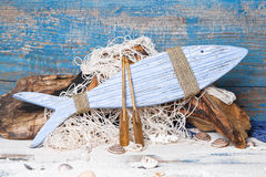 Maritime decoration Stock Photography
