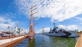 Maritime exercise BALTOPS 2015 Stock Photos