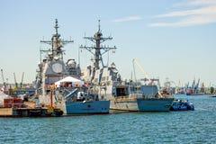 Maritime exercise BALTOPS 2015 Royalty Free Stock Photography