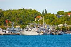 Maritime exercise BALTOPS 2015 Stock Image