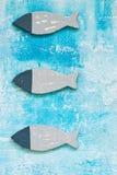 Maritime fish  decoration Stock Photo