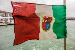 Maritime flag Stock Image