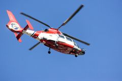 Maritime Helicopter Stock Images