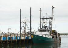 maritime industriel de dock Image libre de droits