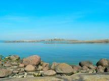 Maritime landscape Stock Images