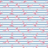 Maritime mood pattern Stock Photo