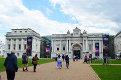 Maritime museum in london Stock Photography