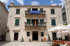 Maritime Museum of Montenegro in Kotor Royalty Free Stock Image
